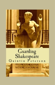 Guarding Shakespeare Cover BIGGER